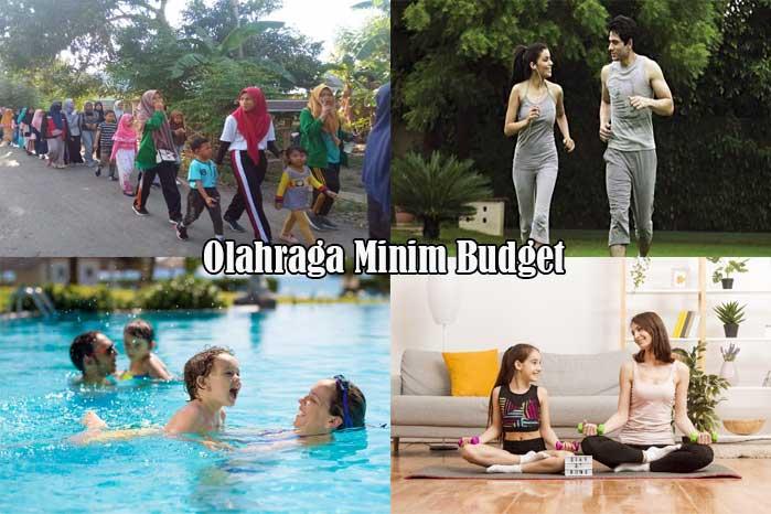 Olahraga Minim Budget