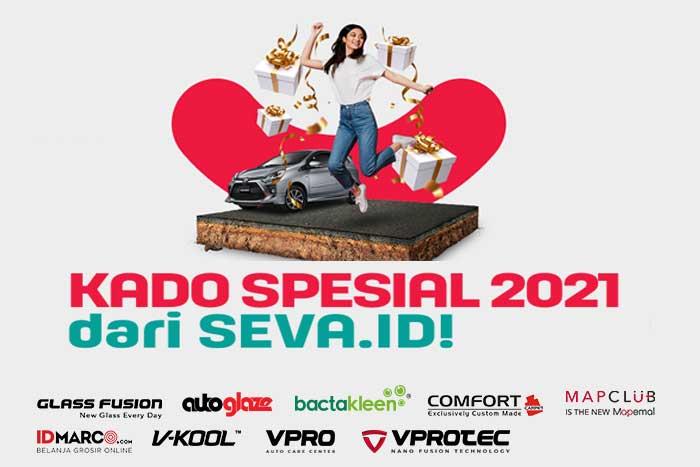 Kado Spesial dan Inspeksi Gratis di Seva 2021