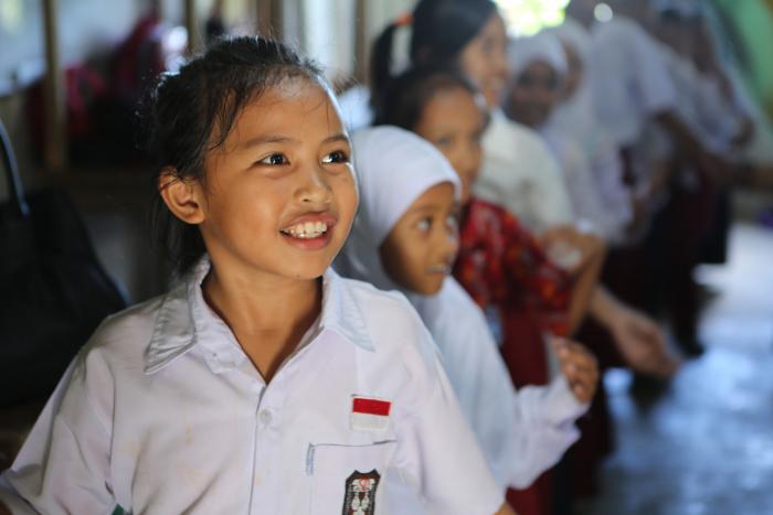 Pembinaan Anak Usia Sekolah